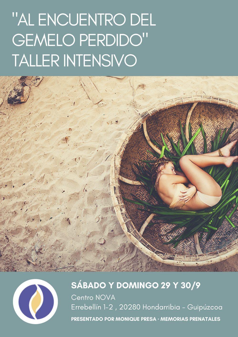flyer portada gemelo perdido_taller intensivo ORO (1)